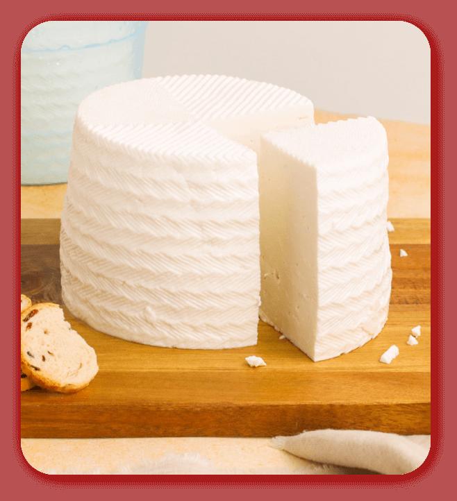 La exquisitez del queso