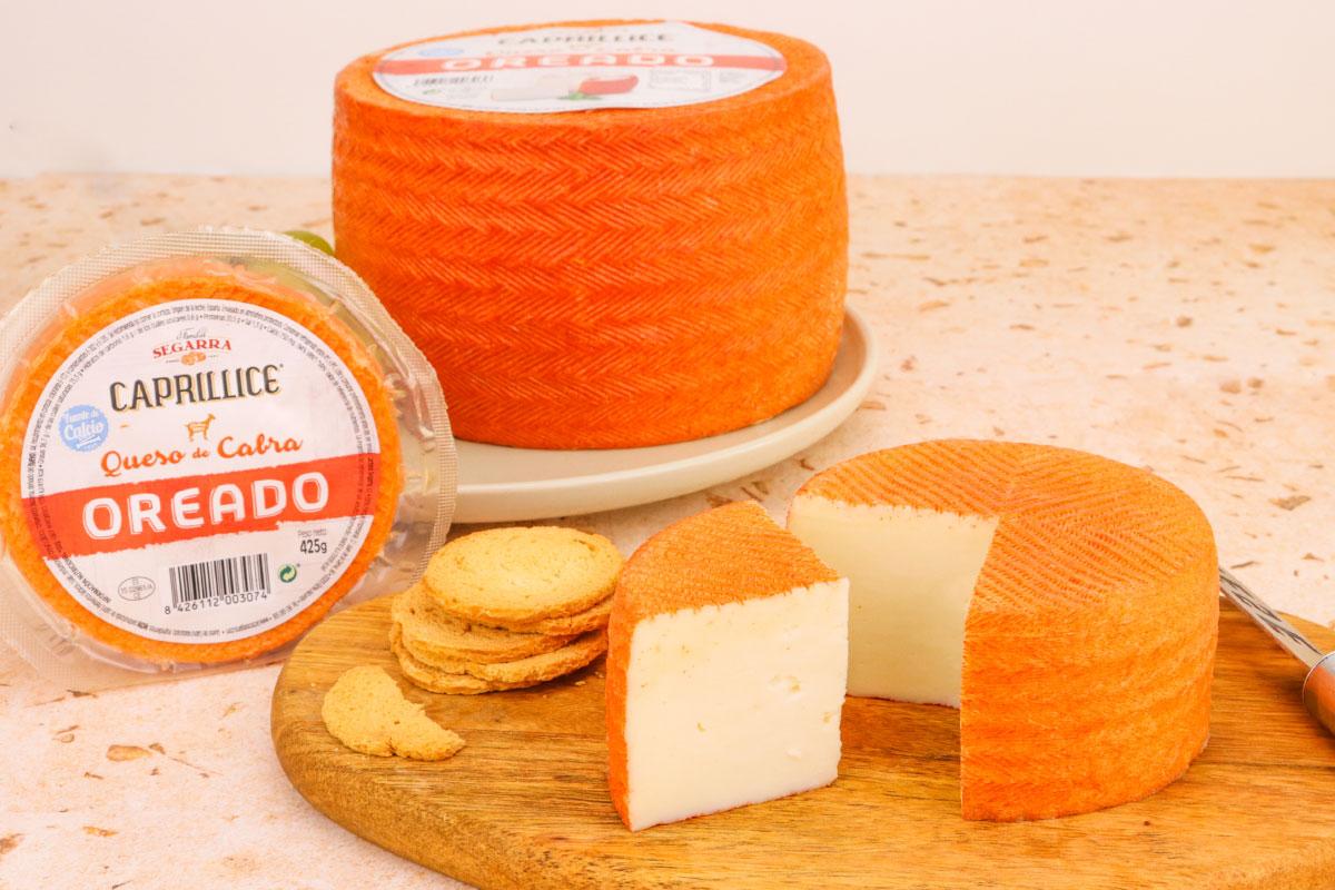 Queso oreado de cabra, el primero de nuestros quesos.