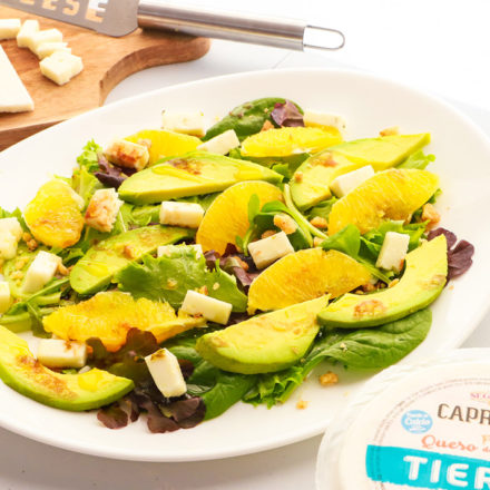 Rich results on google when searching for ensalada